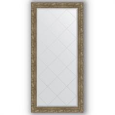 Зеркала для ванной Зеркало в багетной раме Evoform античная латунь 75x157 см