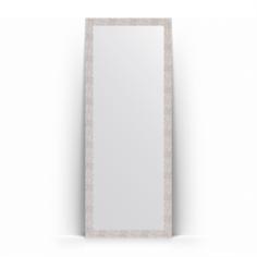 Зеркала для ванной Зеркало в багетной раме Evoform соты алюминий 78x197 см
