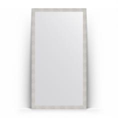 Зеркала для ванной Зеркало в багетной раме Evoform серебряный дождь 108x197 см