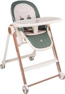 Детская мебель Стул для кормления Happy Baby Berny V2 Dark green