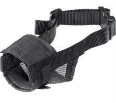 Амуниция Намордник для собак FERPLAST Muzzle Net L