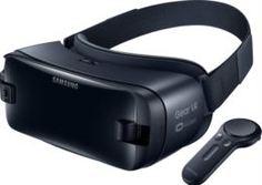 Уникальная компьютерная техника Очки виртуальной реальности Samsung Gear VR SM-R325 Dark Blue
