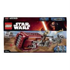 Конструкторы, пазлы ИГРУШКА ЗВЕЗДНЫЕ ВОЙНЫ STAR WARS WOLF1ТМ Lego