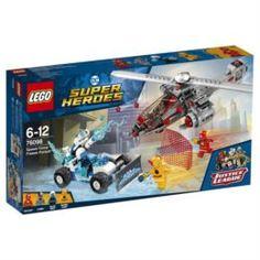 Конструкторы, пазлы Конструктор LEGO Super Heroes Скоростная погоня