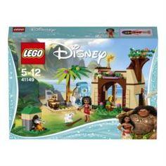 Конструкторы, пазлы Игрушка Принцессы Дисней Приключения Моаны на затерянном острове™ 41149 Lego
