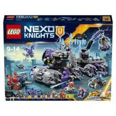 Конструкторы, пазлы Игрушка Нексо Штурмовой разрушитель Джестро 70352 Lego