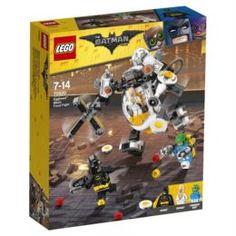 Конструкторы, пазлы Конструктор LEGO Batman Movie Бой с роботом Яйцеголового