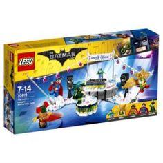 Конструкторы, пазлы Конструктор LEGO Batman Movie Вечеринка Лиги Справедливости