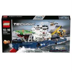 Конструкторы, пазлы Игрушка Техник Исследователь океана 42064 Lego
