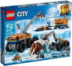 Конструкторы, пазлы Конструктор LEGO City Арктическая экспедиция: Передвижная арктическая база