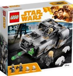 Конструкторы, пазлы Конструктор LEGO Star Wars Спидер Молоха