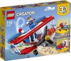 Конструкторы, пазлы Конструктор LEGO Creator Самолет для крутых трюков