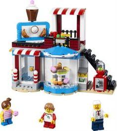 Конструкторы, пазлы Конструктор LEGO Модульная сборка: приятные сюрпризы
