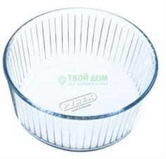 Все для выпечки и запекания Форма для выпечки Pyrex Bake & Enjoy Glass Souffle dish 21 см (833B000/5044/6144)