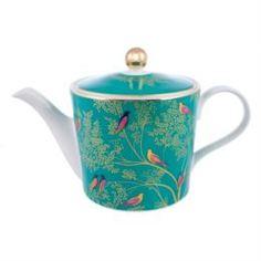 Заварочные чайники и френч-прессы Чайник 1.1л сара миллер. Челси Portmeirion
