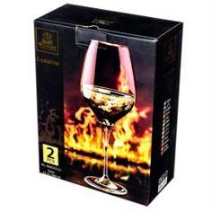 Посуда для напитков Набор бокалов для вина 2шт 660мл Wilmax WL-888043 / 2C