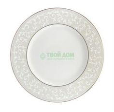 Столовая посуда Тарелка обеденная LENOX Чистый опал 27 см