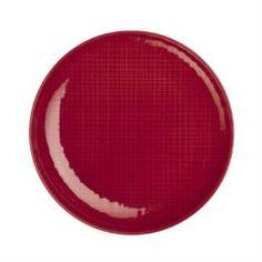 Столовая посуда Тарелка для масла Asa Selection Voyage Красная 16 см