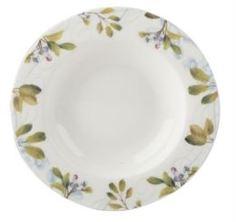 Столовая посуда Тарелка суповая Creative Tops Весенние фрукты 27 см