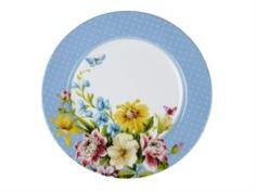 Столовая посуда Тарелка Creative Tops Английский сад 19 см