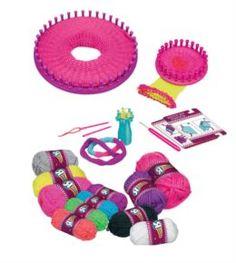 Набор игровой для девочек Набор Abtoys Я дизайнер для вязания 6 в 1