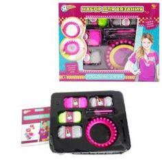 Набор игровой для девочек Набор Abtoys Я дизайнер для вязания шарфа