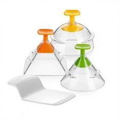 Все для выпечки и запекания Формочки для придания продуктам 3d-формы Tescoma presto foodstyle, 3 шт