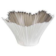Столовая посуда Ваза глубокая Argenesi venezia песочный 20см