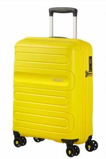 Рюкзаки и чемоданы Чемодан American Tourister Sunside желтый S