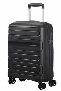 Рюкзаки и чемоданы Чемодан American Tourister Sunside черный S