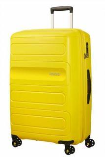 Рюкзаки и чемоданы Чемодан American Tourister Sunside желтый L