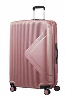 Рюкзаки и чемоданы Чемодан American Tourister Modern dream розовое золото L