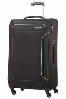 Рюкзаки и чемоданы Чемодан American Tourister Holiday Heat черный L
