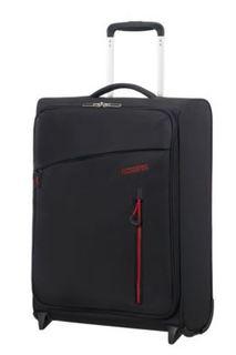 Рюкзаки и чемоданы Чемодан American Tourister Litewing Volcanic Black S