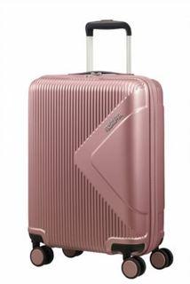 Рюкзаки и чемоданы Чемодан American Tourister Modern dream розовое золото S