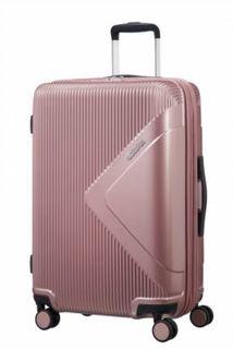 Рюкзаки и чемоданы Чемодан American Tourister Modern dream розовое золото M