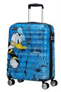 Рюкзаки и чемоданы Чемодан American Tourister Доналд Дак Wavebreaker Disney Spinner S