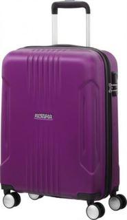 Рюкзаки и чемоданы Чемодан American Tourister Spinner пурпурный S