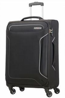 Рюкзаки и чемоданы Чемодан American Tourister Holiday Heat черный M