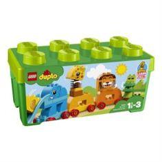 Конструкторы, пазлы Конструктор LEGO DUPLO My First Мой первый парад животных