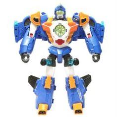 Роботы Робот-трансформер Tobot Мach W 301049