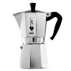Чайники, кофейники, турки Кофеварка гейзерная Bialetti Moka Express на 4 чашки