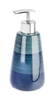 Принадлежности для ванной Дозатор для мыла Wenko Pottery petrol