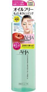 Уход за кожей лица Мицеллярная вода AHA Sensitive 4-в-1 с фруктовыми кислотами 400 мл