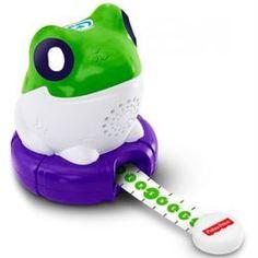 Интерактив обучающий Развивающая игрушка Mattel Лягушка Измеряем и сравниваем