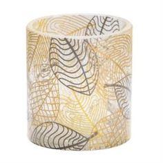 Свечи, подсвечники, аромалампы Подсвечник Yankee Candle Осенний лист (1560053)