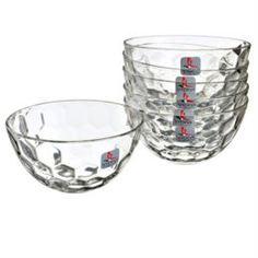 Сервизы и наборы посуды Набор салатников Ego&Alter/vidivi Honey 13.5 см 6 шт