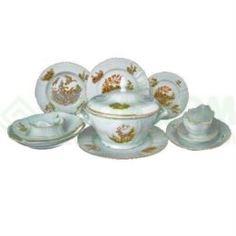 Сервизы и наборы посуды Сервиз Concordia Bernadotte декор Охотничьи сюжеты 25 предметов 6 персон