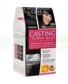 Средства по уходу за волосами Краска L'Oreal Casting Creme Gloss 200 254 мл Черное дерево (А3123600)