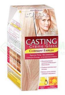 Средства по уходу за волосами Краска L'Oreal Casting Creme Gloss 10.21 254 мл Светло-светло русый перламутровый (A5000304)
